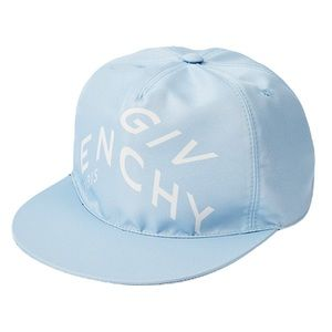 SALE 🍁 GIVENCHY Logo Cap in Light Blue NWT